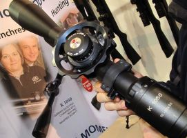 Riflescope Kahles K1050 10-50x56