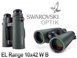 Swarovski EL RANGE 10x42 WB with rangefinger