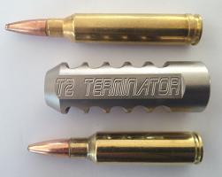 T2 a náboji 7Rem.mag a 300WSM