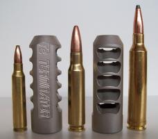 T2 s náboji  .223Rem .308Win 7mm Rem mag.