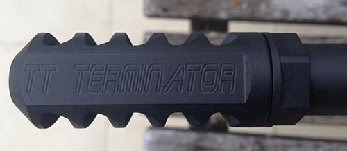 TT Terminator muzzle brake Terminator NZ
