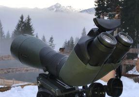 Telescope Swarovski BTX 30x85