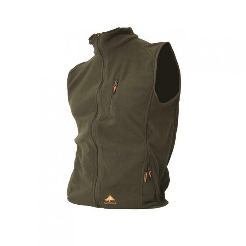 AlpenHeat Fleece vyhřívaná vesta
