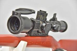 Riflescope Schmidt und Bender 5-45x56 PMII High Power