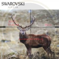 Riflescope Swarovski dS 5-25x52 P L