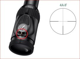 Scope Swarovski Z8i 3,5-28x50 P SR
