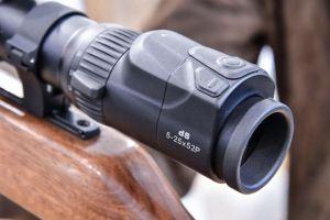 Riflescope Swarovski dS 5-25x52 P SR