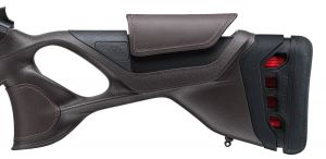 Blaser R8 Ultimate leather kick stop pažba
