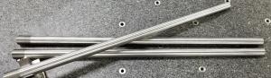 Krieger barrels 6.5mm / twist 1:7.5