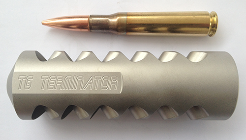 T6 Terminator muzzle brake Terminator NZ
