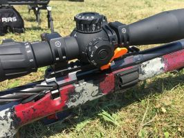Riflescope Zero Compromise Optic ZC527 ZCO